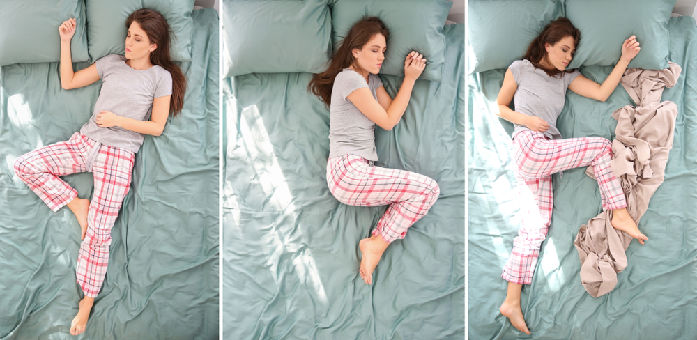 Pillows And Sleeping Positions